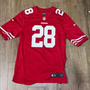2014 49ers Nike Jersey